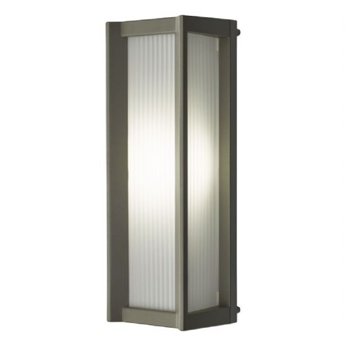 Atala Wall Light Matt Black LED IP44 ATA2122
